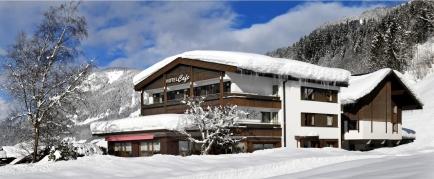 Hotel Edelweiss in Schoppernau